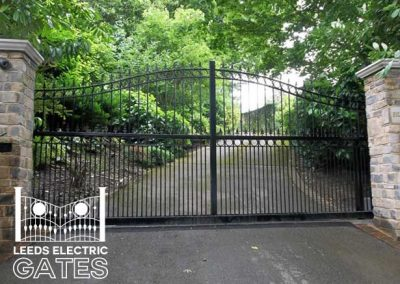 Leeds Electric Gates