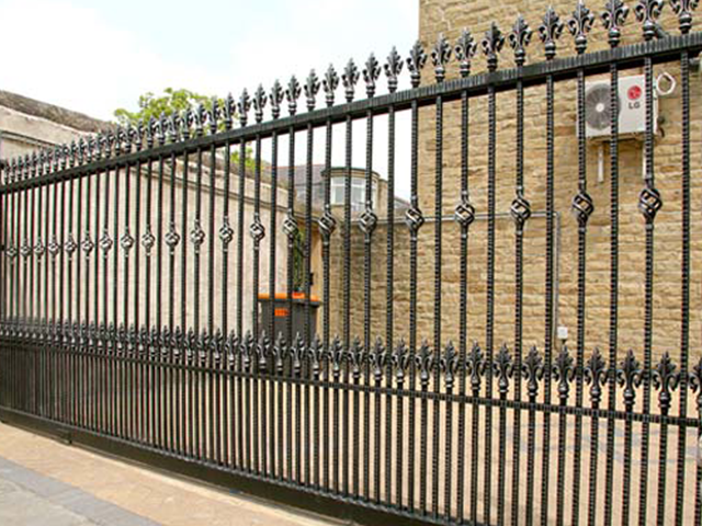 Metal Gate Installation Leeds