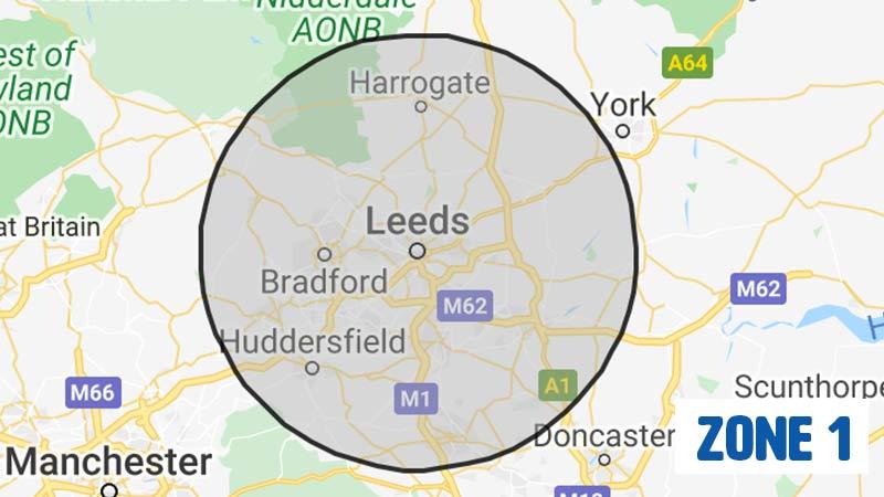 Leeds Gate Repairs 20mile