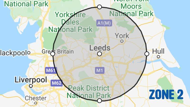 Leeds Gate Repairs 40mile